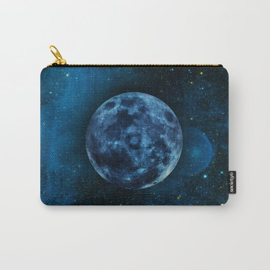 Blue Traveler Carry-All Pouch