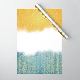 Teahupo'o, sea and sand Wrapping Paper