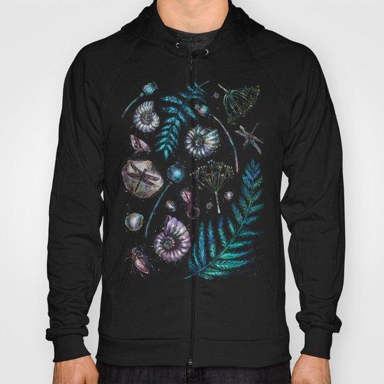 Mystical natural pattern Hoody