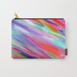 Colorful digital art splashing G399 Carry-All Pouch