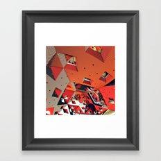 Madhouse Framed Art Print