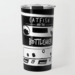 CATB Cassette Tape Travel Mug