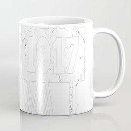Twins-Since-1917---100th-Birthday-Gifts Coffee Mug