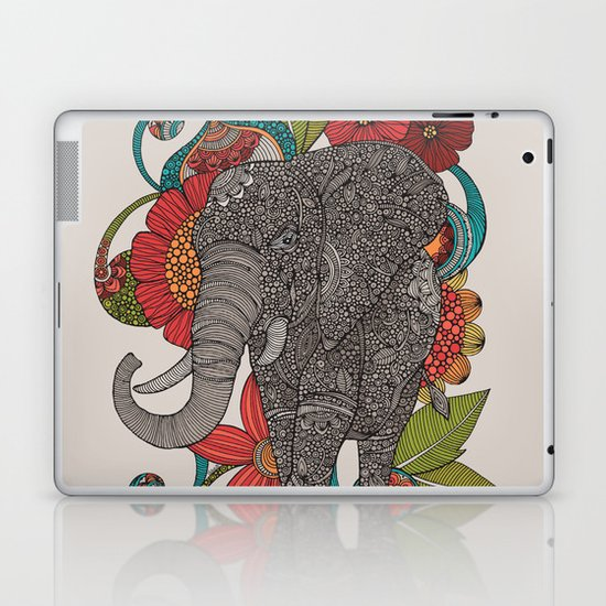 Ruby Laptop & iPad Skin