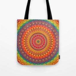 Mandala 507 Tote Bag
