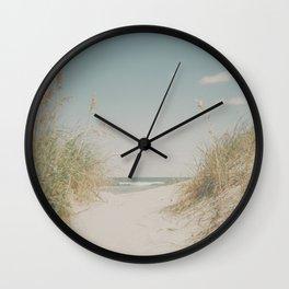 Ocean Isle Wall Clock