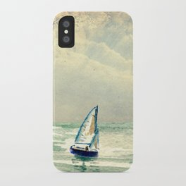 Seas iPhone Case
