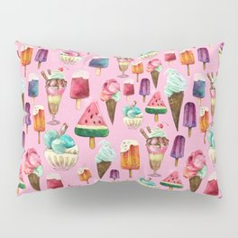 ice-cream pattern Pillow Sham
