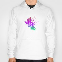 type Hoodies featuring TYPE by TMSYO