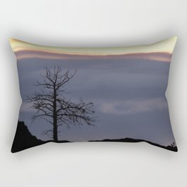 Standing tall Rectangular Pillow