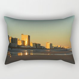 Skyline Evening Rectangular Pillow