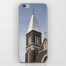 Church 54 iPhone & iPod Skin