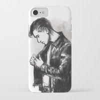 alex turner iPhone & iPod Cases featuring alex turner [5] by roanne Q