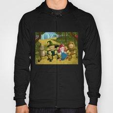 Wizard of Oz fan art Hoody