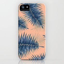 Palm Fronds 3 iPhone Case