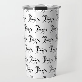 Horse Trot Travel Mug