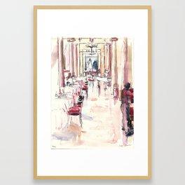 Congradulations! Framed Art Print