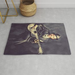 Robert Johnson, Music Legend Rug