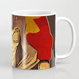 Vulpes Inculta Coffee Mug