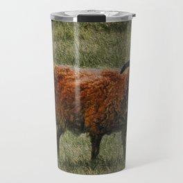 Soay Sheep Travel Mug