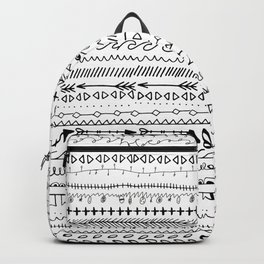 decorations Backpack