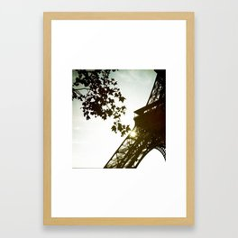 Last Day Framed Art Print