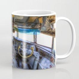Ilyushin IL-18 Cockpit View Coffee Mug