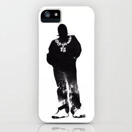 Igh Kihl Media Standing Man Logo iPhone Case