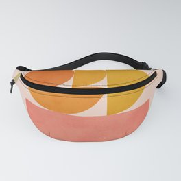Abstraction_Summer_Color_Minimalism_001 Fanny Pack