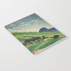 Crossing people's land in Iksey Notebook