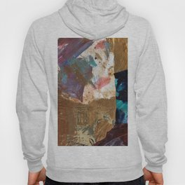 Colours of the wind, and gold. Hoody