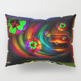 Good Luck - running time and luck Pillow Sham