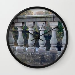 The Bridge To Knowledge Wall Clock