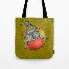 Kooky Puki Tote Bag