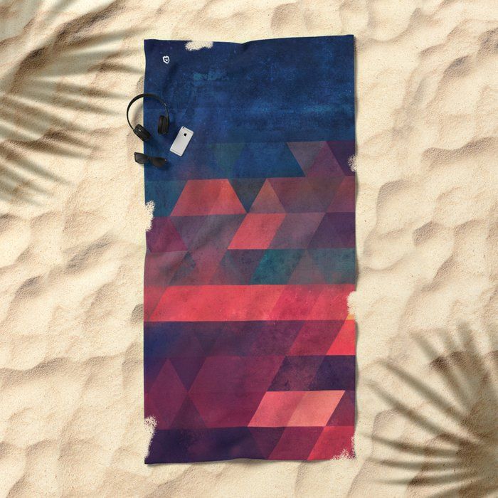 ryky Beach Towel