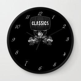 Classic Gaming Wall Clock