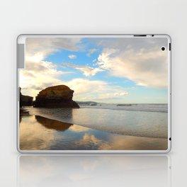 Beach Reflections Laptop & iPad Skin