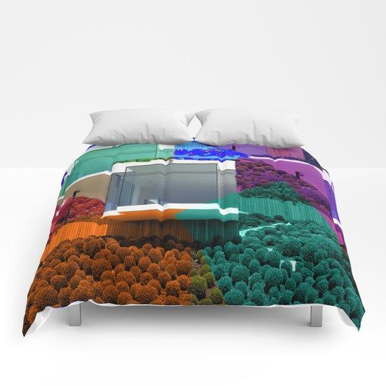 Real Estate Fantasy Comforters