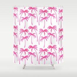Dreamy Island Vacation Shower Curtain