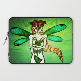 ButterflyWoman Laptop Sleeve
