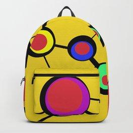 Mid Century Molecules Backpack