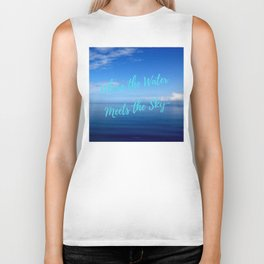 Text | Words | Sayings | Join Me... | Beach Vibes | Vacation Biker Tank