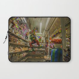 Mexican Market Laptop Sleeve
