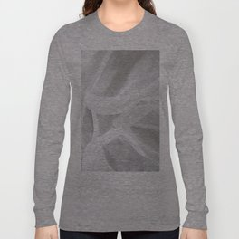 Organdí&Silicon Long Sleeve T-shirt