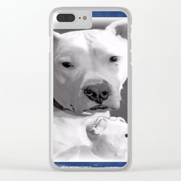 dAY dAY Clear iPhone Case