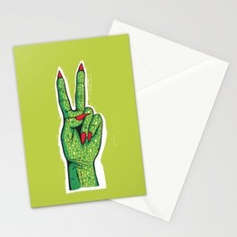 Hands Up Stationery Cards