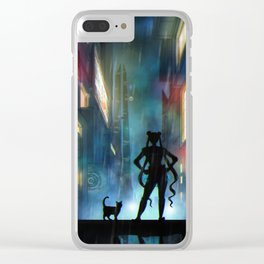 Sailor Moon Clear iPhone Case