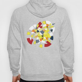 Geometric Mood Hoody