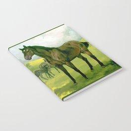 Sound Reason (CAN) - Thoroughbred Stallion Notebook