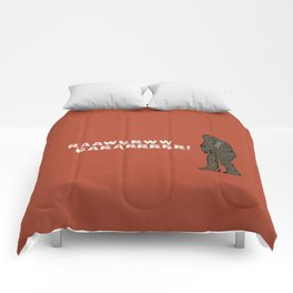 Solo's sidekick Comforters